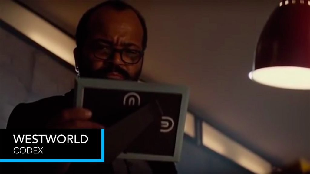West world season 2 finale 4 Man looking at photograph