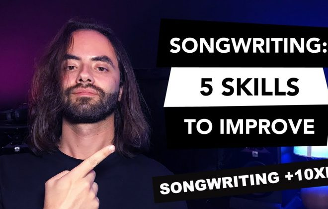 How to improve your songwriting